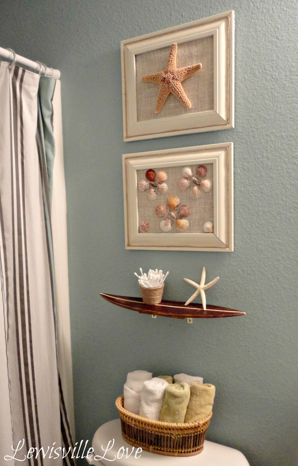 15 cute decor details for nautical bathroom style motivation for Bathroom ideas nautical