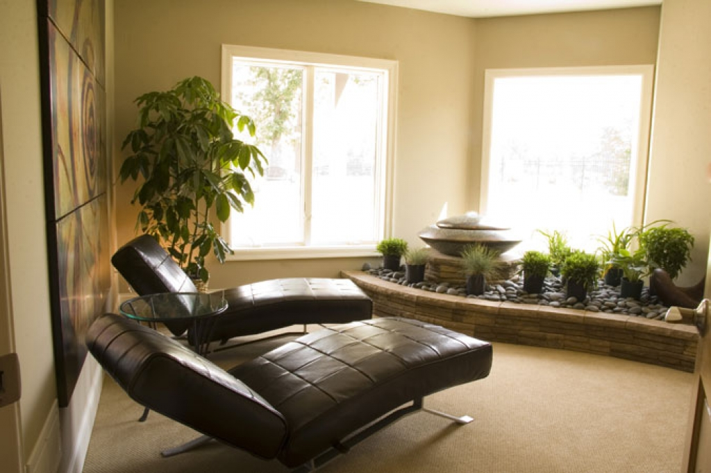 50 best meditation room ideas that will improve your life for Zen decorating ideas living room