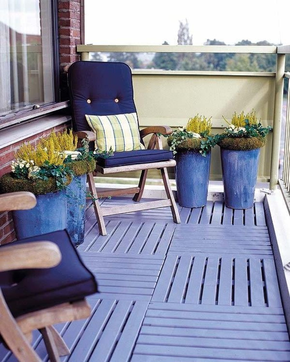 18 Amazing Ideas For Spring Decor On Your Balcony