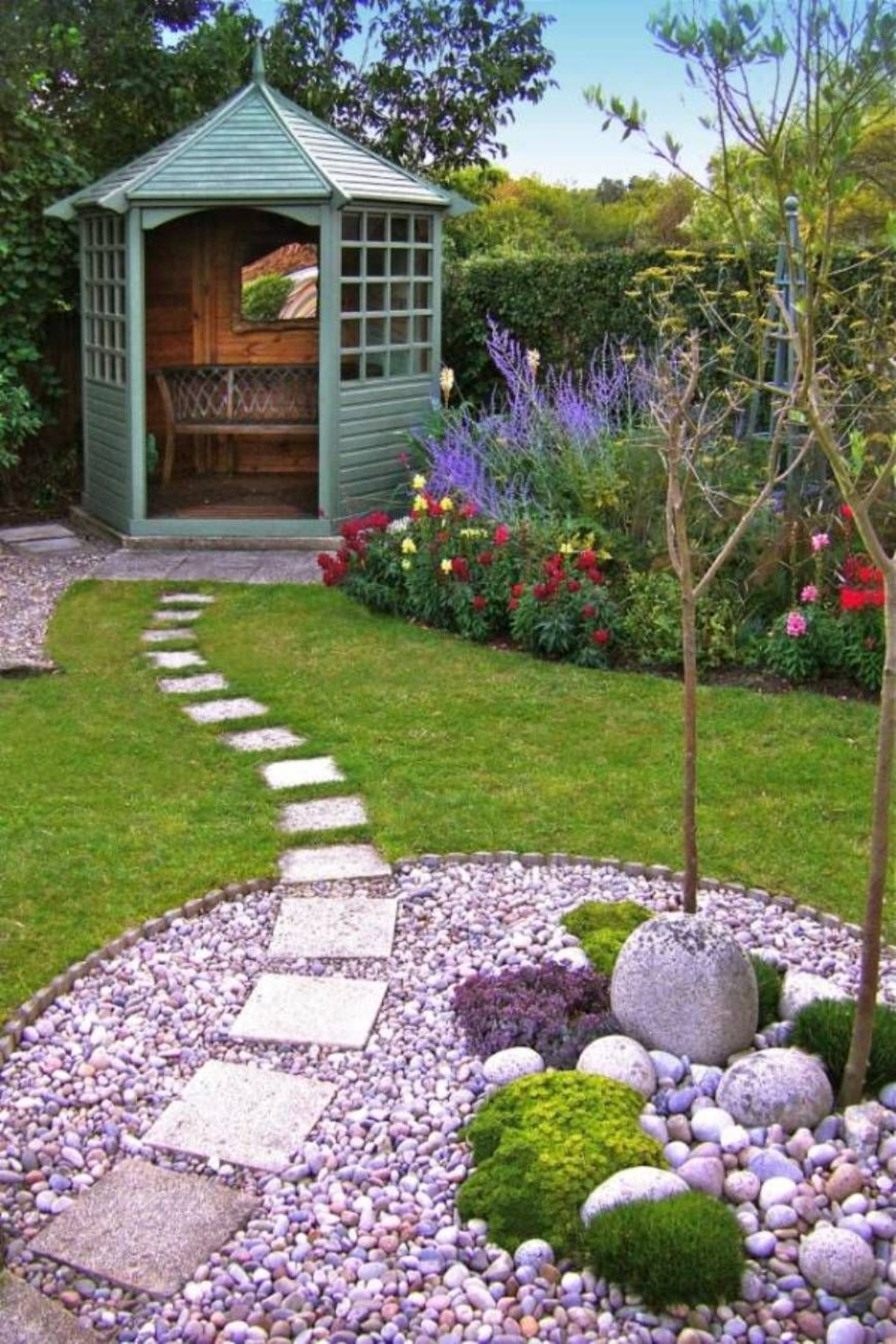 30 best decorative stepping stones ideas and designs 2017