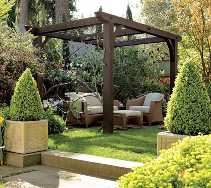 ultimate small garden landscape design #BackyardLandscapingIdeas #Garden #GardenIdeas