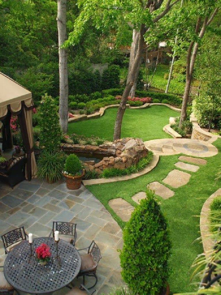 ultimate small garden design ideas on a budget #BackyardLandscapingIdeas #Garden #GardenIdeas