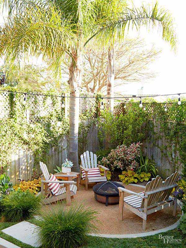ultimate small front yard ideas #BackyardLandscapingIdeas #Garden #GardenIdeas