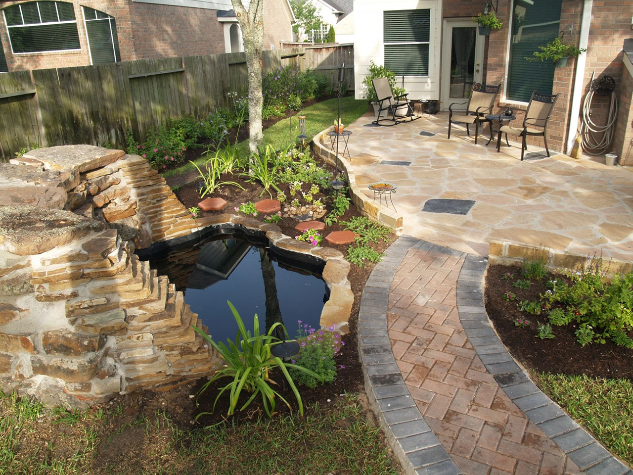 50 Best Backyard Landscaping Ideas and Designs in 2020 on Best Backyard Designs id=88744