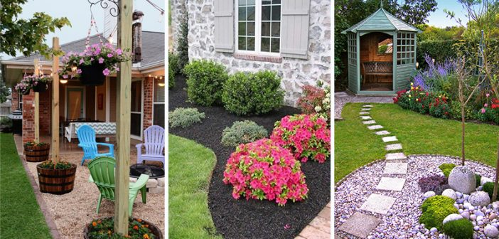 Landscape For Small Backyard 50 best backyard landscaping ideas and designs in 2018