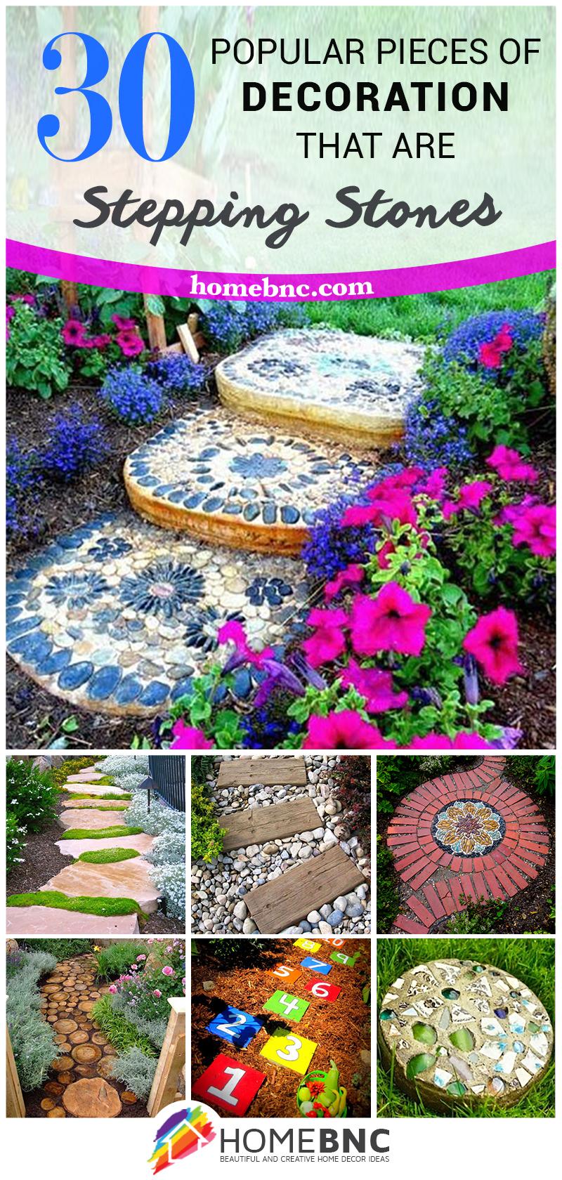 Stepping Stone Design Ideas