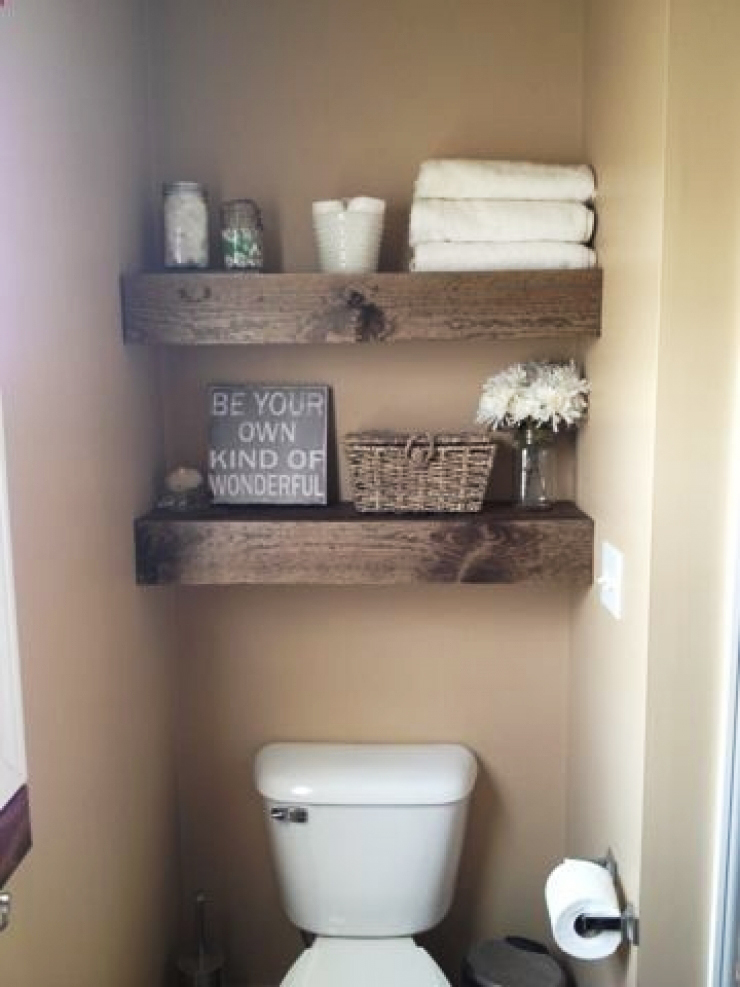 Restroom Vanity Decor Ideas