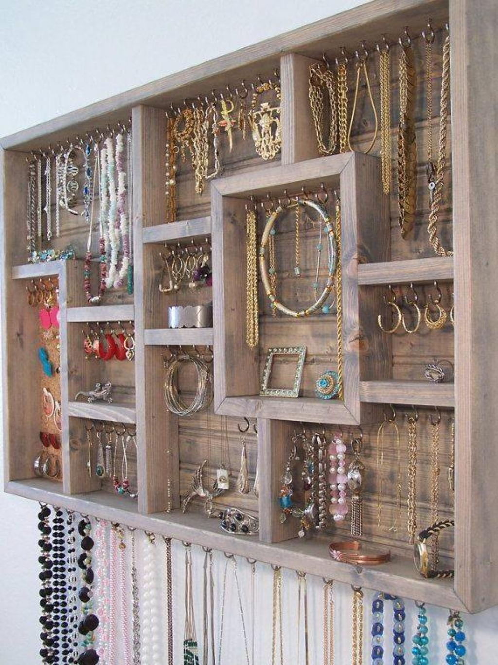 6. Organize Artistically