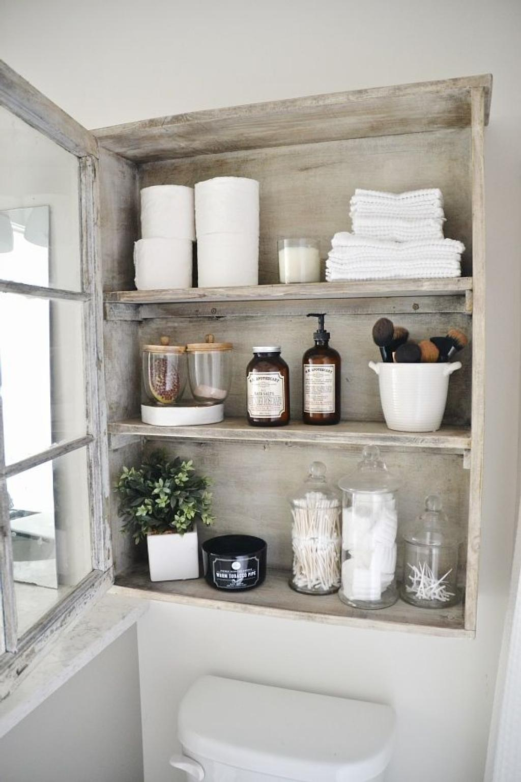 attractive Bathroom Storage Ideas