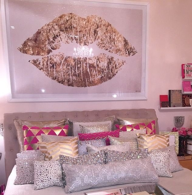 50 Stunning Ideas For A Teen Girl S Bedroom For 2019