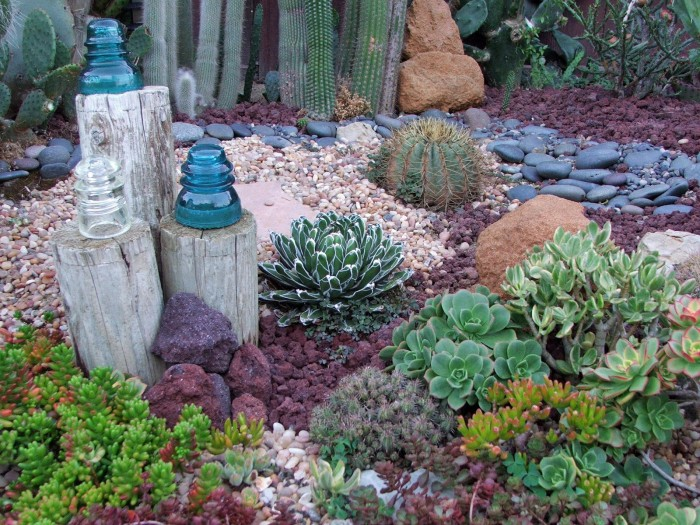 Succulents Garden Ideas 10 different and great garden project anyone can make 8 32 Sea Of Glass