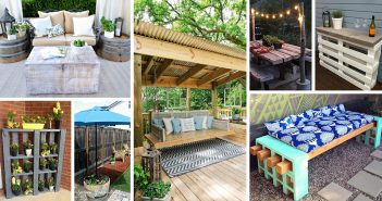 DIY Patio Decoration Ideas
