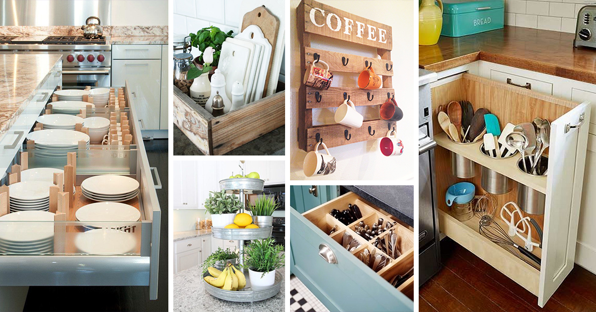 23 Best Kitchen Organization Ideas and Tips for 2019 Ideas For Kitchen Organization on handmade gifts for kitchen, organization ideas for entryway, organization ideas for work, organization ideas for desk, organization ideas for house, organization ideas for books, diy for kitchen, organization ideas for dishes, organization ideas for shoes, organization ideas for jewelry, organization ideas for closet, organization ideas home, organization ideas bathroom, embroidery for kitchen, colors for kitchen, organization ideas garage, organization ideas for baby, organization ideas for pantry, food for kitchen, organization ideas for countertop,