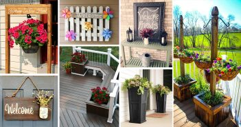 Best designs for porch decorating
