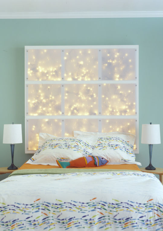 Put a Little Sparkle in Your Bedroom