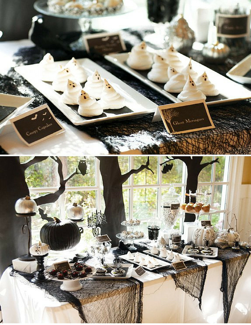 50 Best Halloween Party Decoration Ideas for 2017 - photo#29
