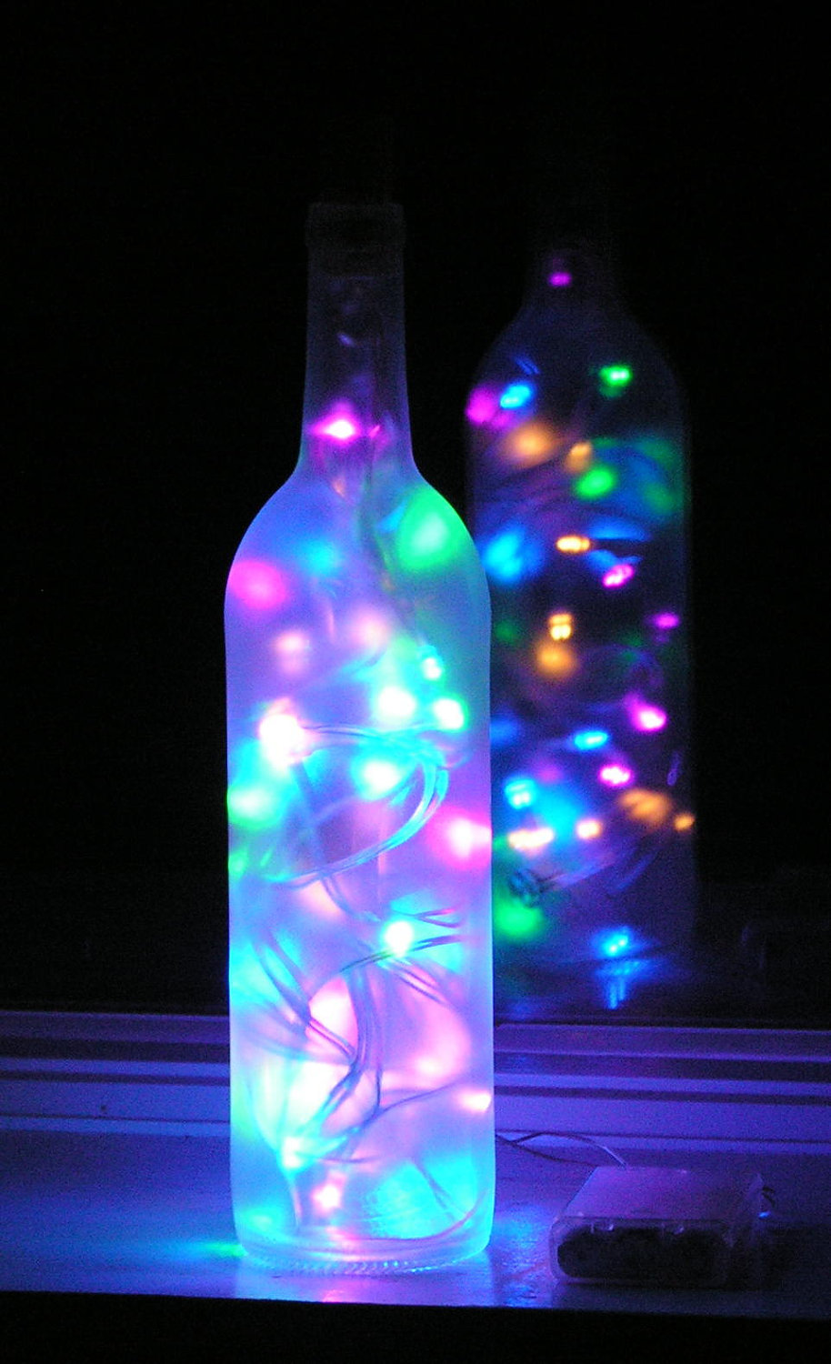 Lava Lamp String Lights : 33 Best String Lights Decorating Ideas and Designs for 2017