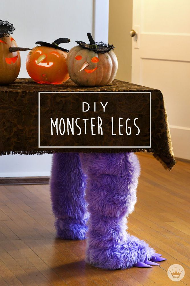 7 the working monster - Halloween Decorations Diy Party