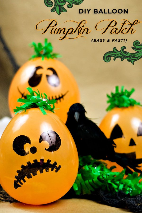 50 best halloween party decoration ideas for 2018 for Balloon decoration classes