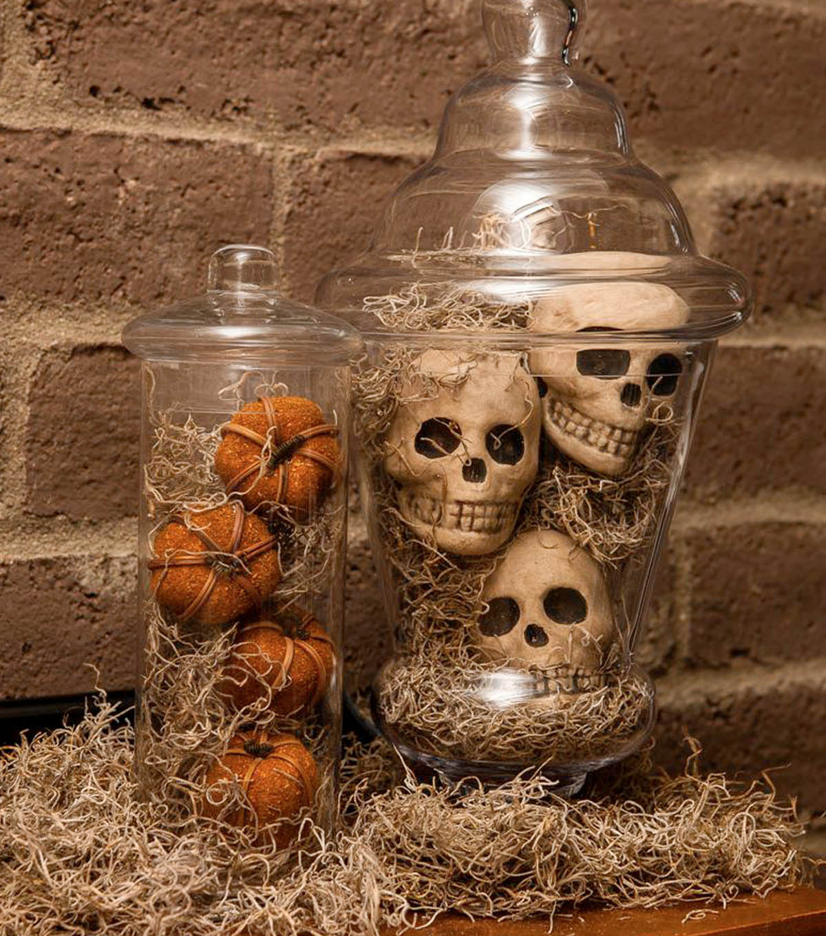 Apothecary Jars Add Panache to Everyday Decorations