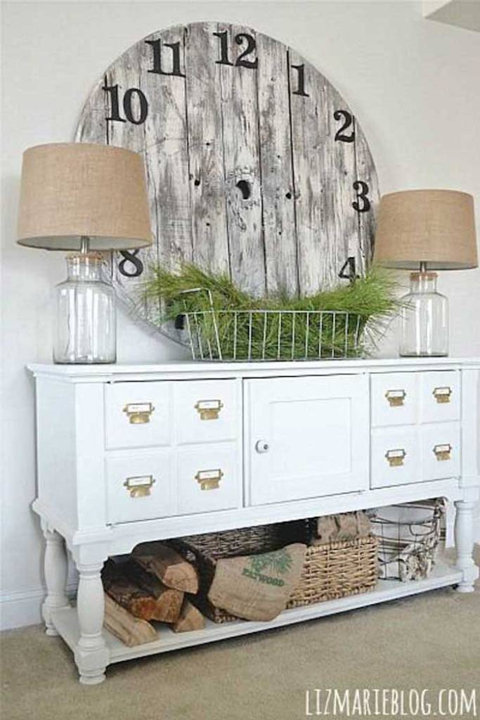 Big DIY Farmhouse Decorations