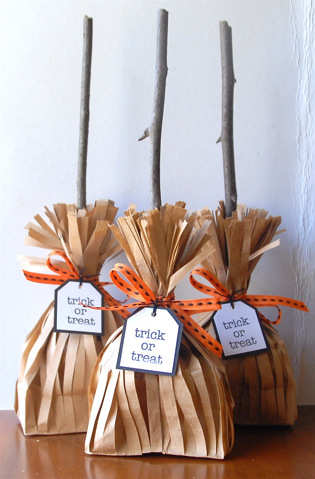 Kids halloween party decor - 11 Witches Brooms For Every Room