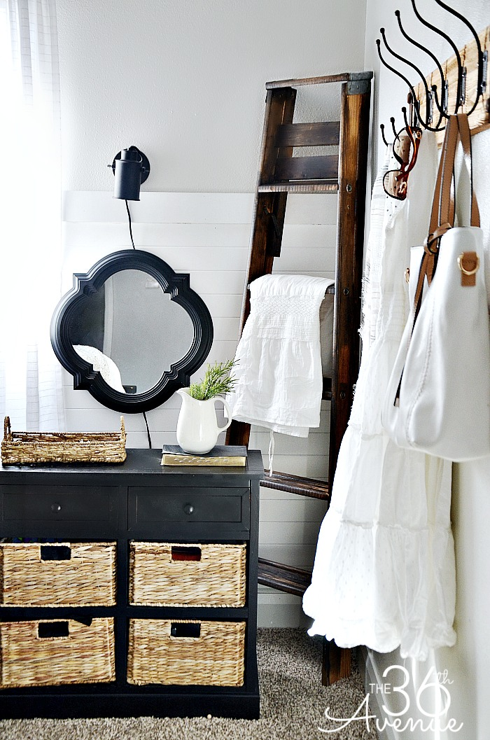 Create Interest by Replacing Drawers with Baskets