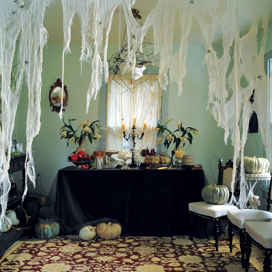 21 the abandoned house - Halloween Party Decoration Ideas