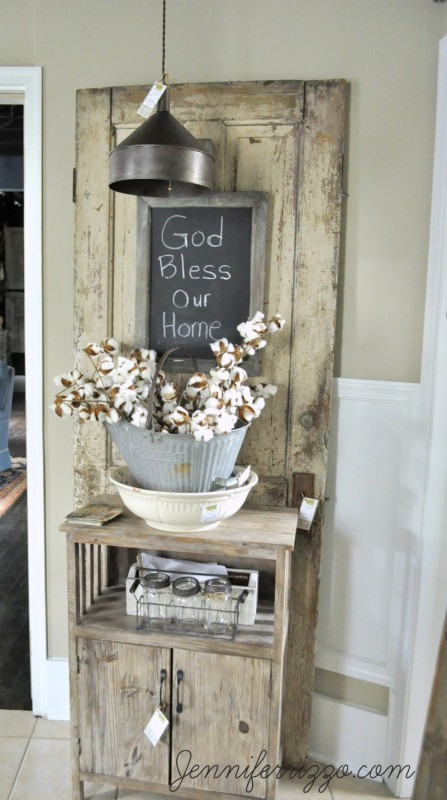 30 best diy farmhouse decor ideas and designs for 2017 Vintage house decor