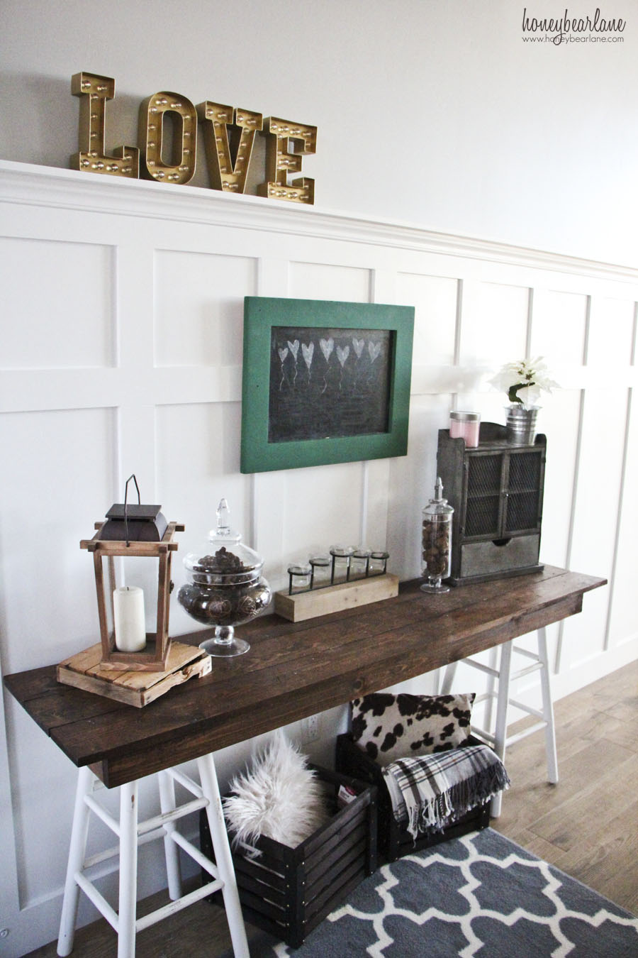 27 Best Rustic Entryway Decorating Ideas And Designs For 2019