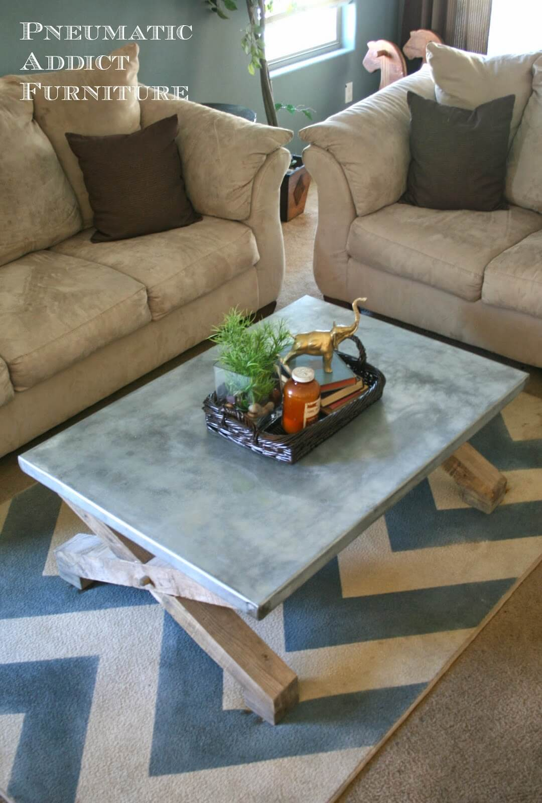 From The Work Bench to The Coffee Table