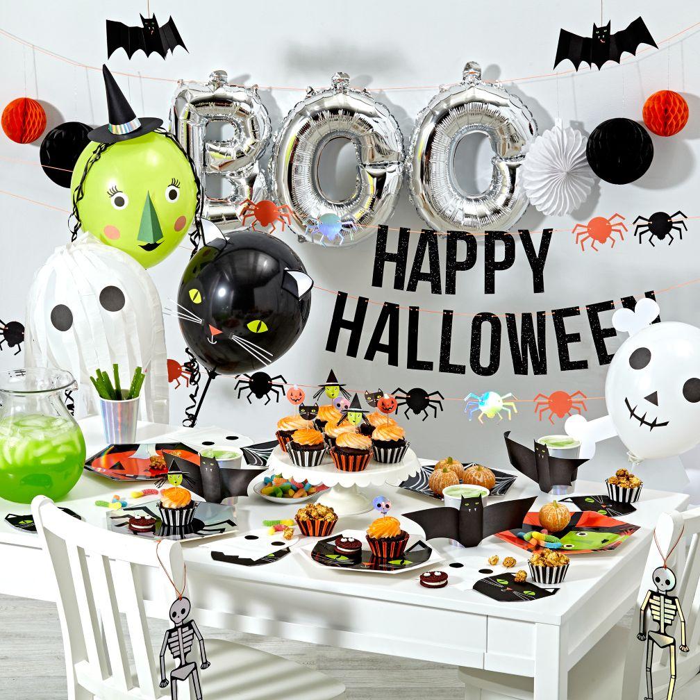 Halloween party decor - Welcome Halloween Revelers