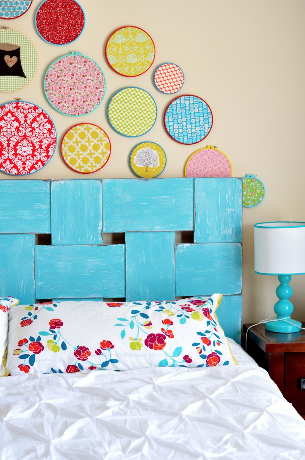 The Intricate Headboards We Weave