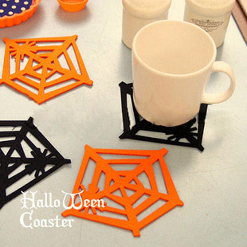 36. Webbed Coasters