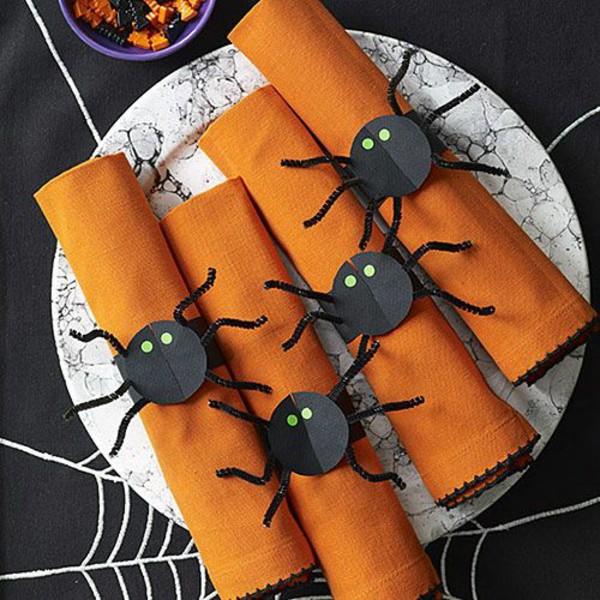 crawling napkin rings