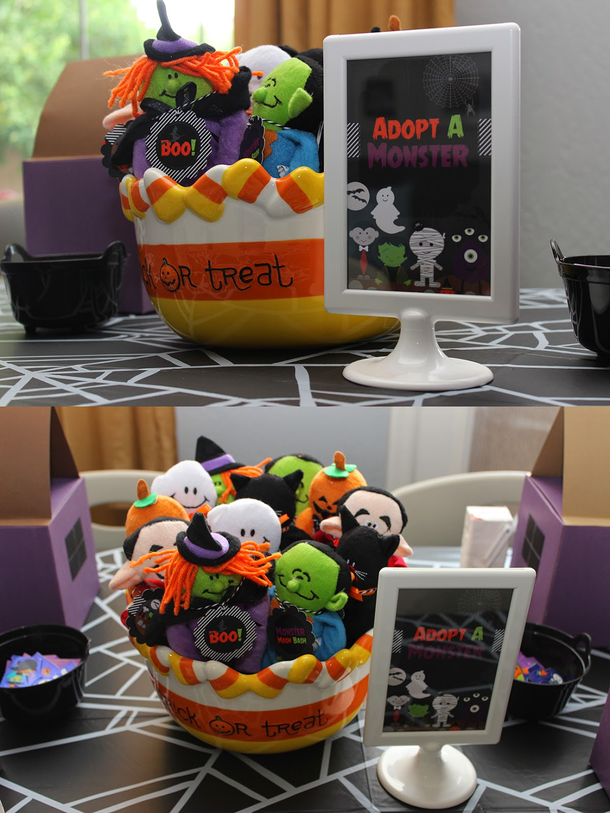 42 monster buffet - Halloween Party Decoration Ideas