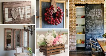 DIY Farmhouse Decor Ideas