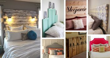 DIY Headboard Designs