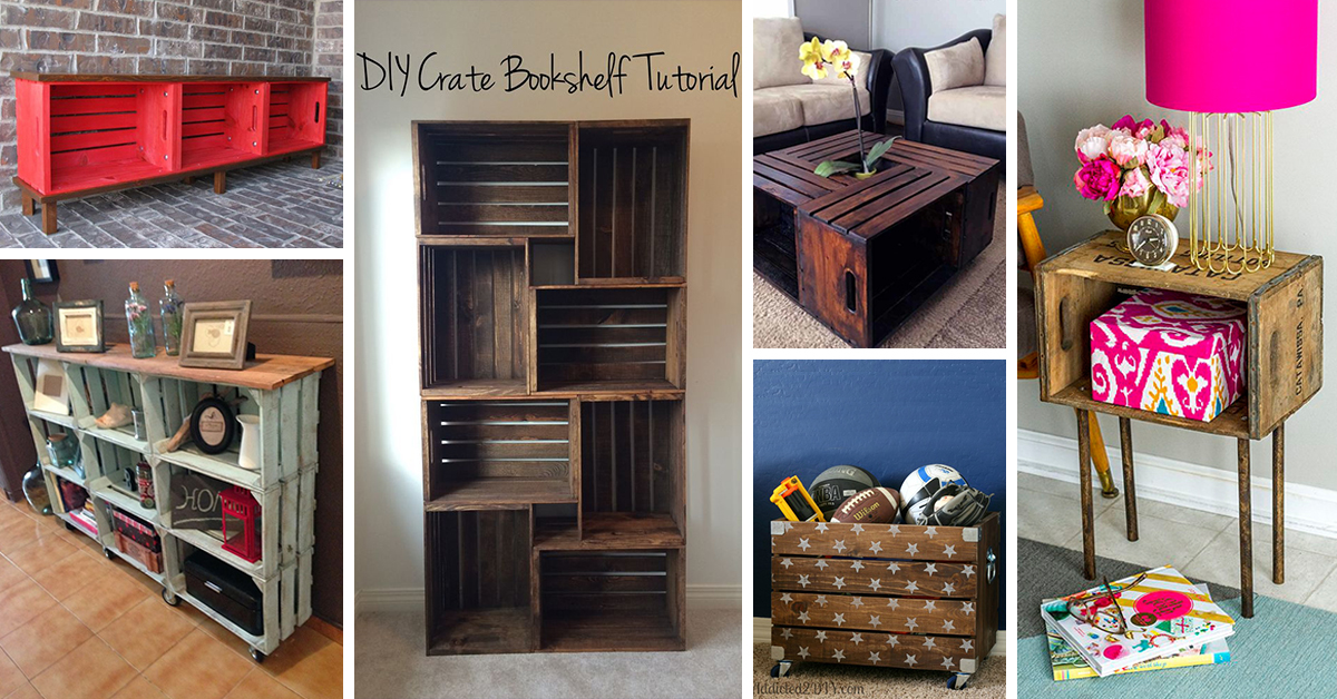 wood crate furniture diy. wood crate furniture diy