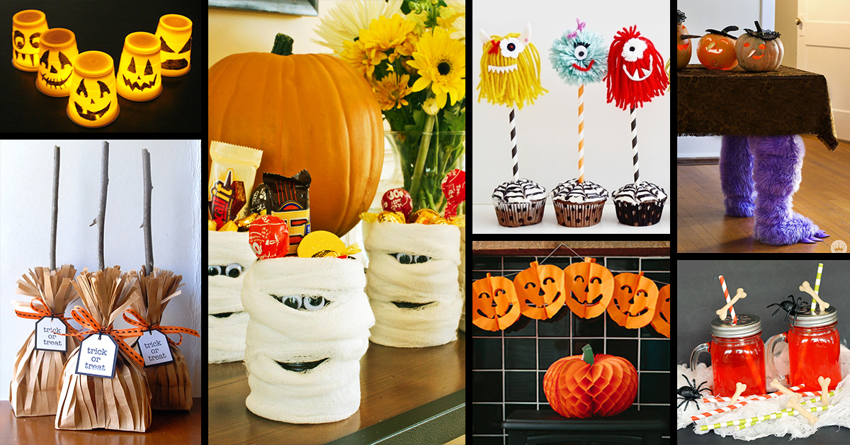 50 Best Halloween Party Decoration Ideas for 2018