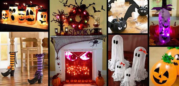 . 50 Best Indoor Halloween Decoration Ideas for 2019