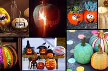 Pumpkin Decorations for Halloween