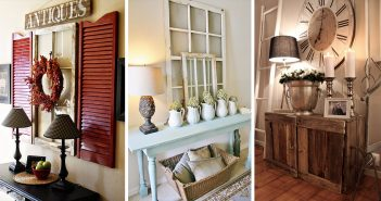 Rustic Entryway Decorating Ideas
