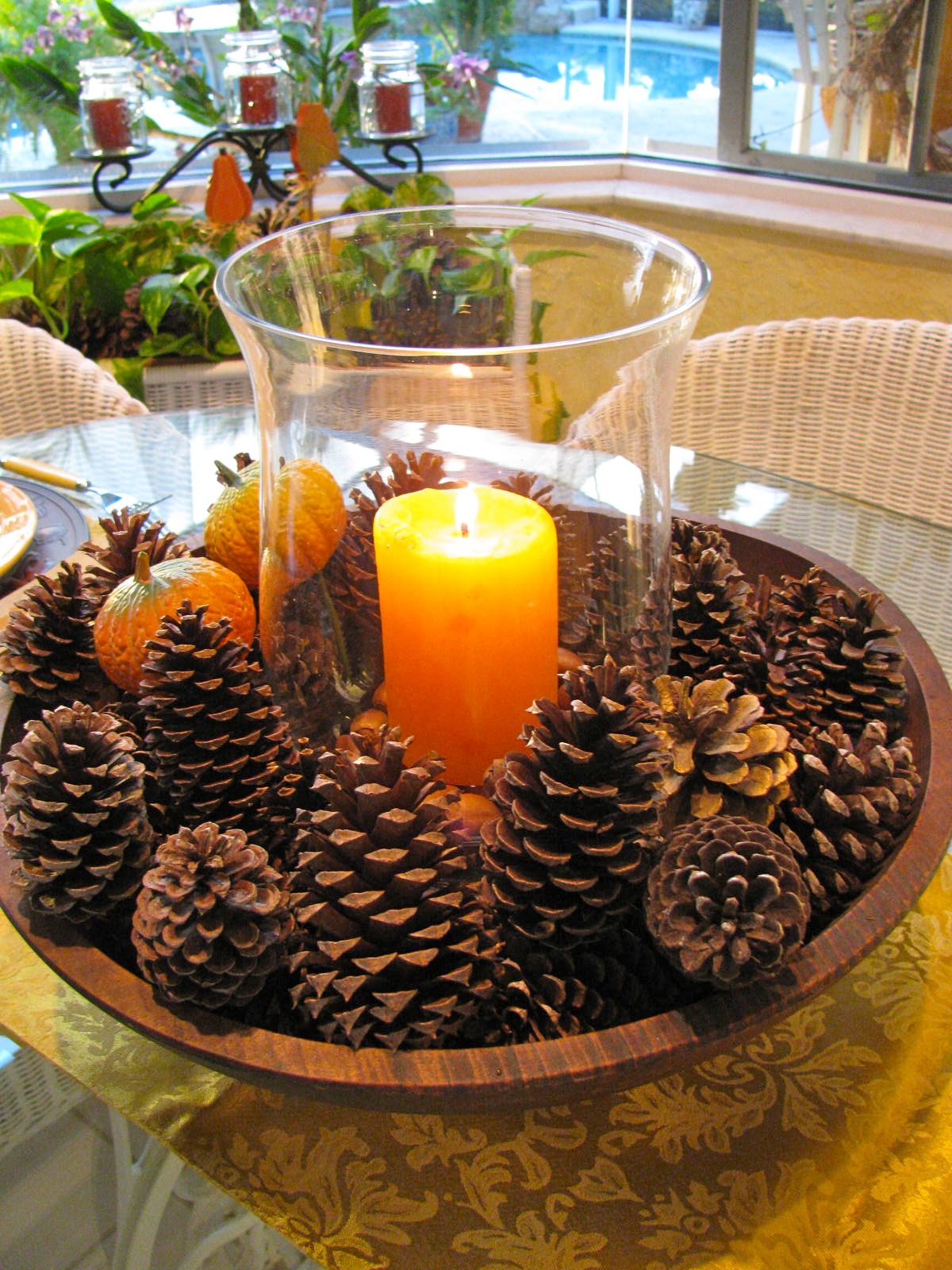 27 Best Diy Fall Centerpiece Ideas And Decorations For 2020