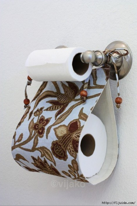 Fresh Diy Toilet Paper Holder Model