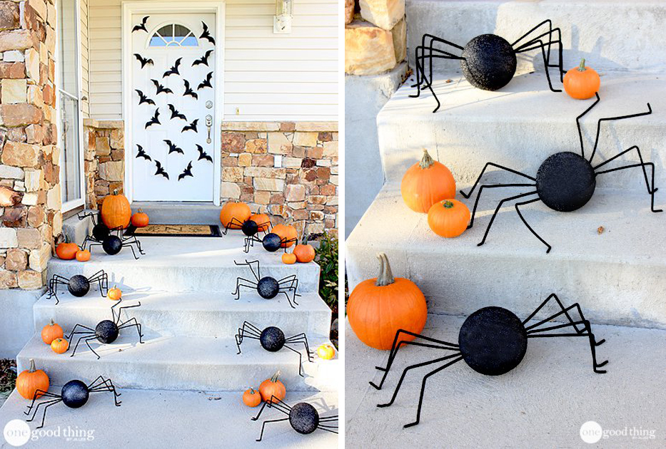 Spider and Bat Invasion