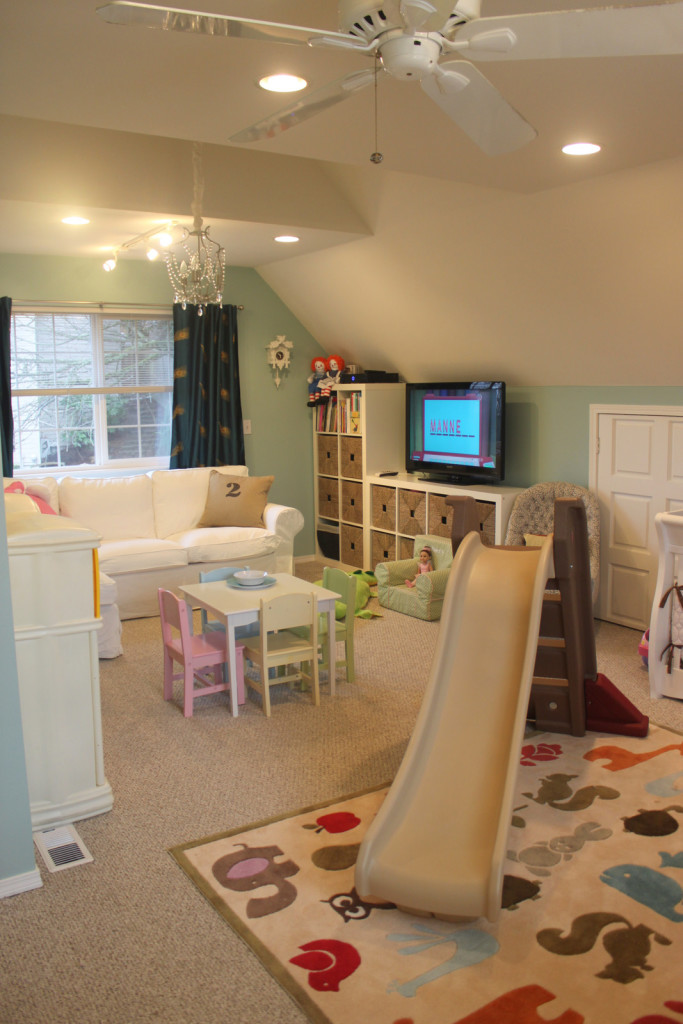 15 colorful kids playroom design and decor ideas style for Bonus room ideas