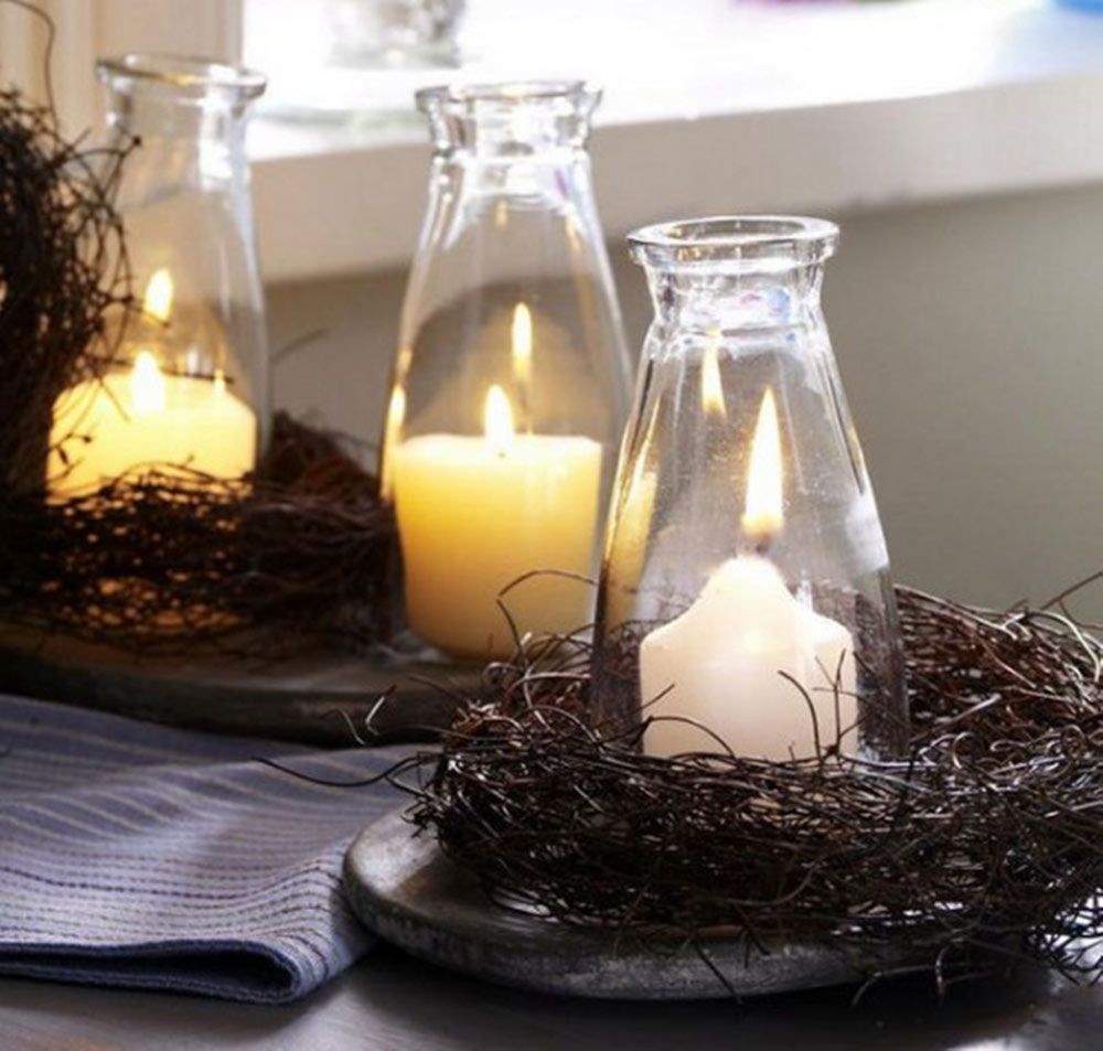 21 Best Fall Candle Decoration Ideas and Designs for 2018