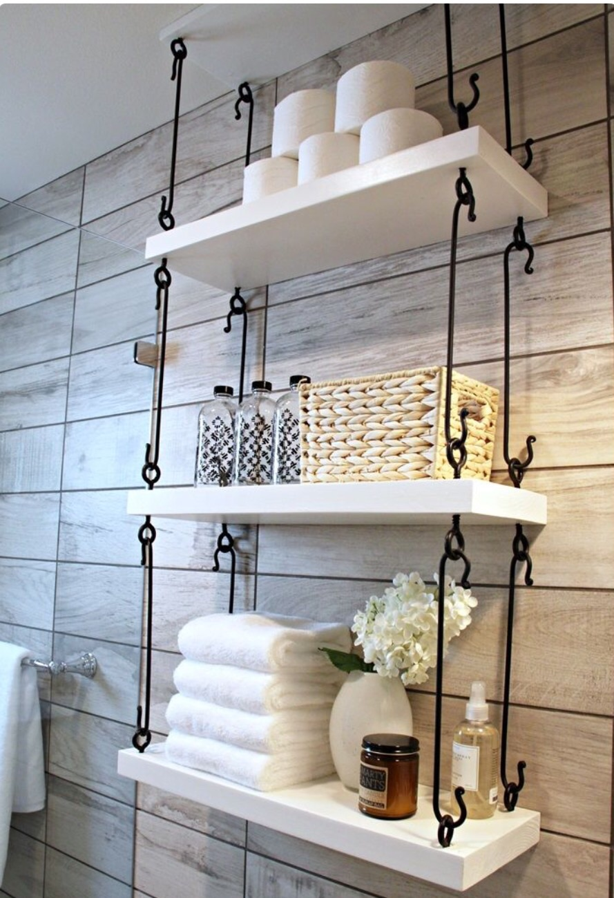 17 Inspiring Rustic Bathroom Decor Ideas for Cozy Home ...
