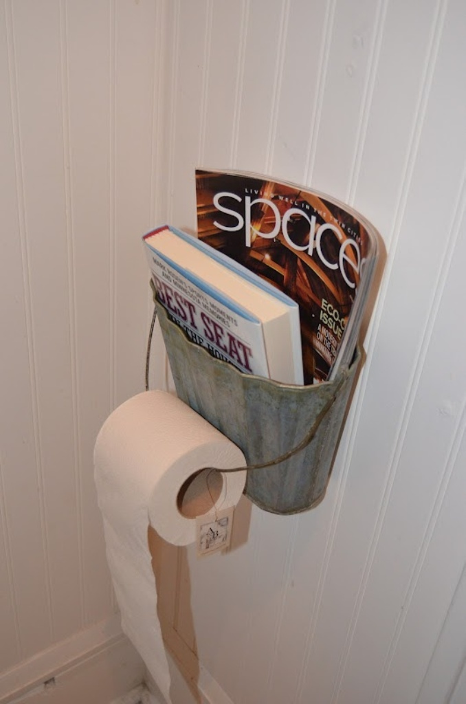 25 Best Toilet Paper Holder Ideas And Designs For 2016